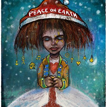 Peace On Earth - at Christmas by digitaldog