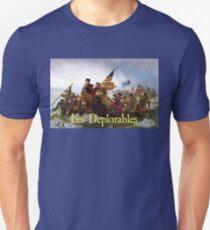 Les Deplorables Crossing the Delaware Unisex T-Shirt