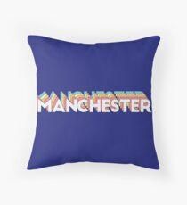 Manchester Throw Pillow