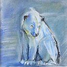 Papa Polar Bear by Mike Paget