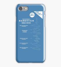 The Sandvich iPhone Case/Skin