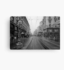 Rue de Marche Metal Print