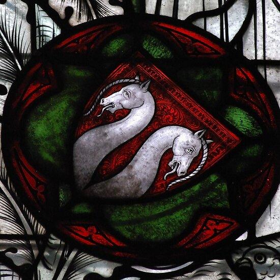 Unicorn Crest by Rowan  Lewgalon