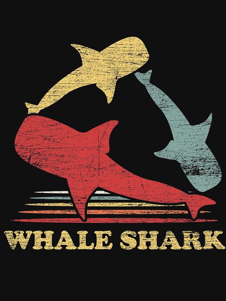 Whale shark aquarium by GeschenkIdee