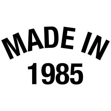 1985 by eyesblau