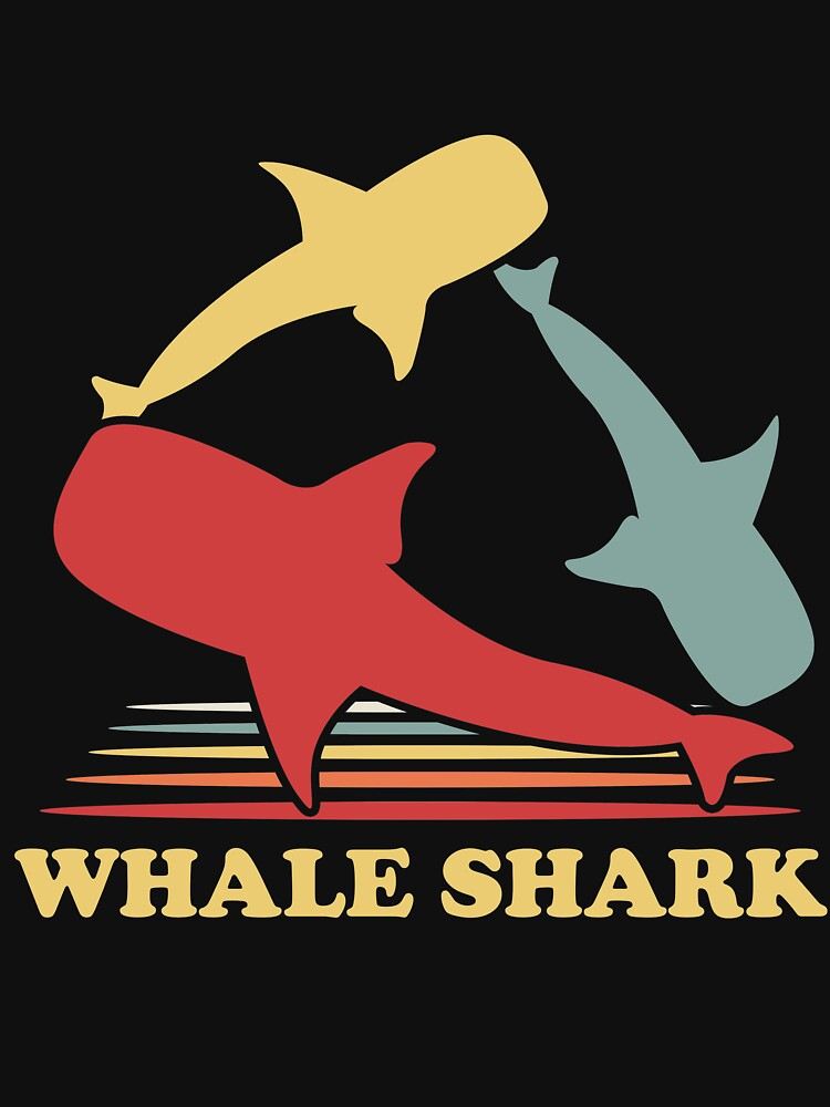 Whale shark marine life by GeschenkIdee