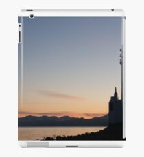 Cloch Silhoutte  iPad Case/Skin