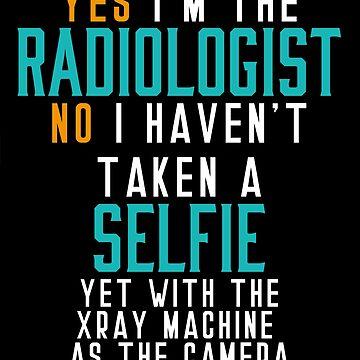 Hospital Radiologist by BlueRockDesigns