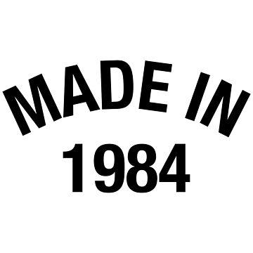 1984 by eyesblau