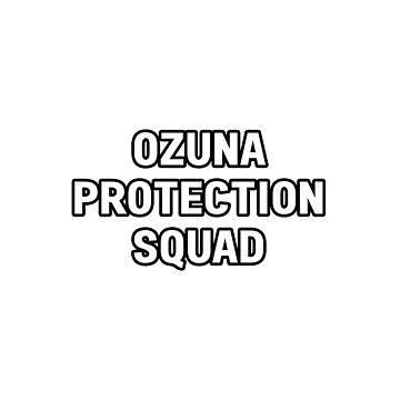 Ozuna Protection Squad by amandamedeiros