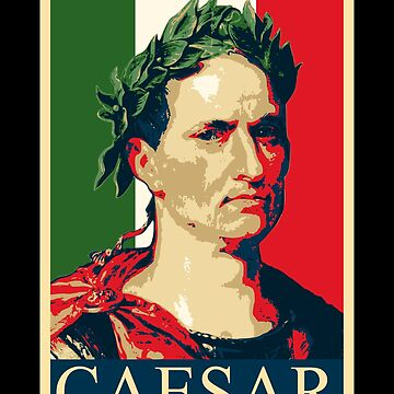 Caesar Political Propaganda Pop Art by idaspark