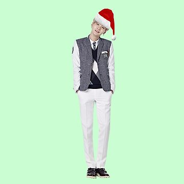 Suga - XMAS EDITION by merchbts
