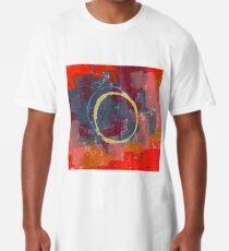 Circles 1 Long T-Shirt