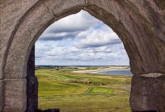 From The Castle Window by Lynne Morris