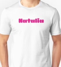 Natalia Unisex T-Shirt