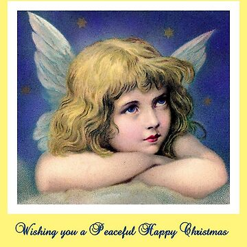 Wishing you a Peaceful, Happy Christmas by angel1