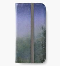 A silent, stary night iPhone Wallet/Case/Skin