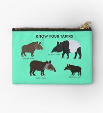 Bolso de mano Conozca sus tapires
