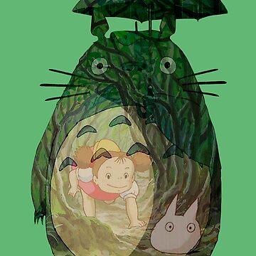 My Neighbor Totoro (1) by AgustiLopez