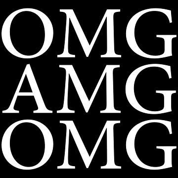 OMG AMG OMG by fadibones