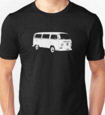 VW T2 Bus Unisex T-Shirt