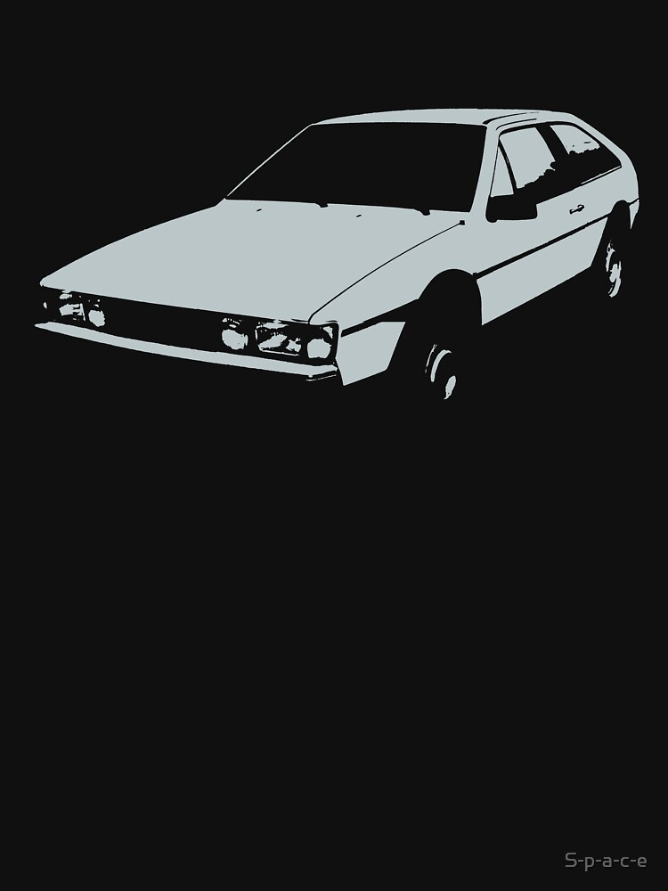 VW Scirocco II by S-p-a-c-e