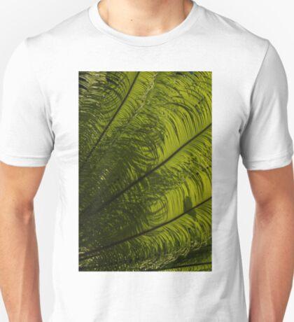 Tropical Green Curves and Diagonals - a Vertical View T-Shirt