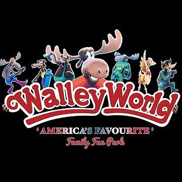 Walley World - America's Favourite Logo Variant by Purakushi