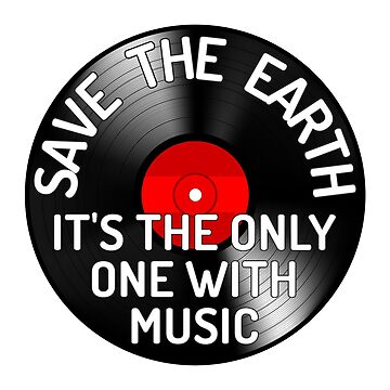 Save Earth Music  by ezcreative