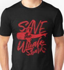 Whale shark Endangered species Unisex T-Shirt