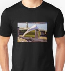 Chartreuse Boat T-Shirt