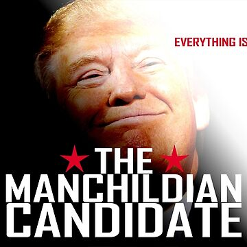 The Manchildian Candidate by christopper