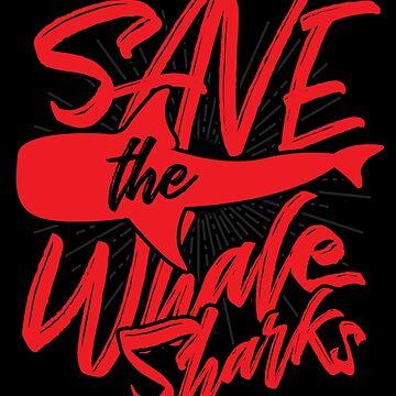 Whale shark welfare by GeschenkIdee