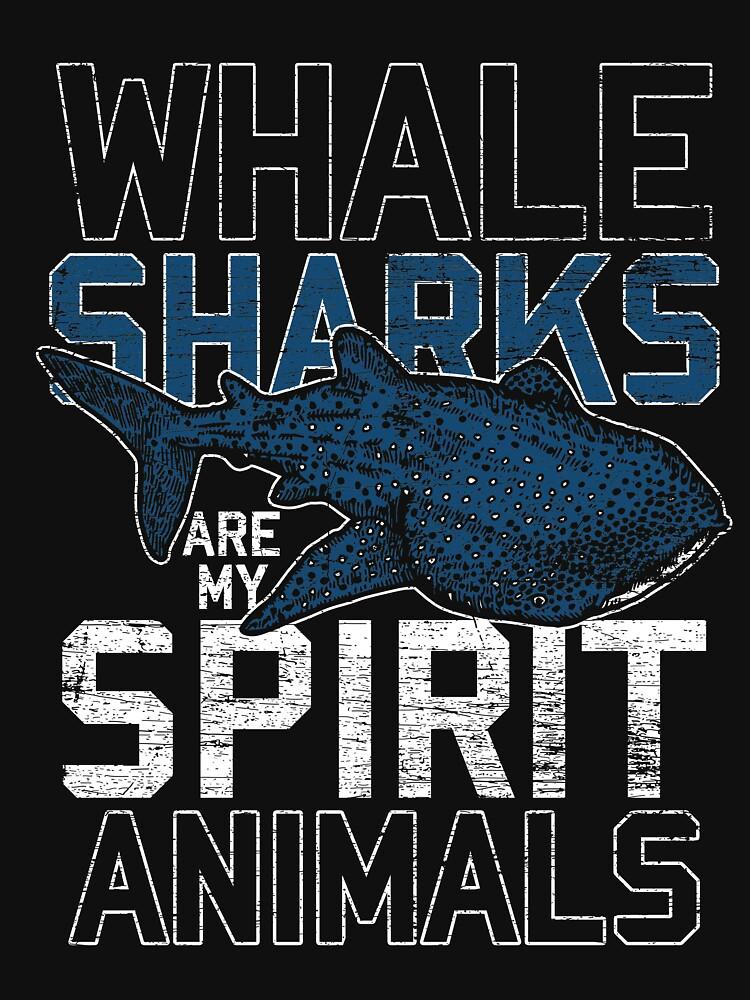Whale shark spirituality by GeschenkIdee