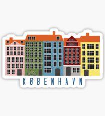 Kopenhagen Sticker