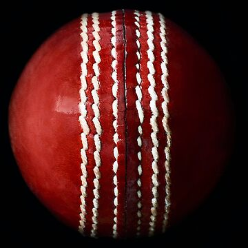 Cricket Ball by adrianbrockwell