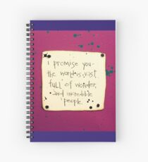 I Promise You #2 Spiral Notebook