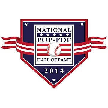 Pop-Pop Hall of Fame - 2014 by kayemgi