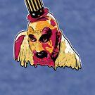 Tooty Fruity Clown by frajtgorski