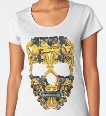 26f8ce2b Skull Heavy Equipment Women's Premium T-Shirt