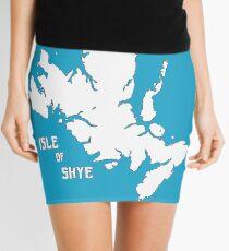 The Isle of Skye, Scotland Mini Skirt
