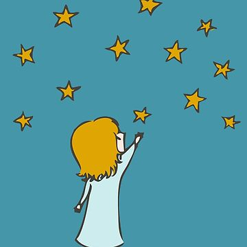 Reaching for the stars by LauraMSS