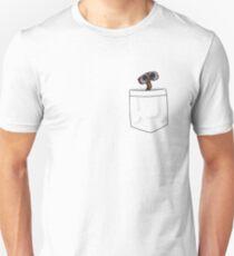Camiseta unisex Wall-E Pocket
