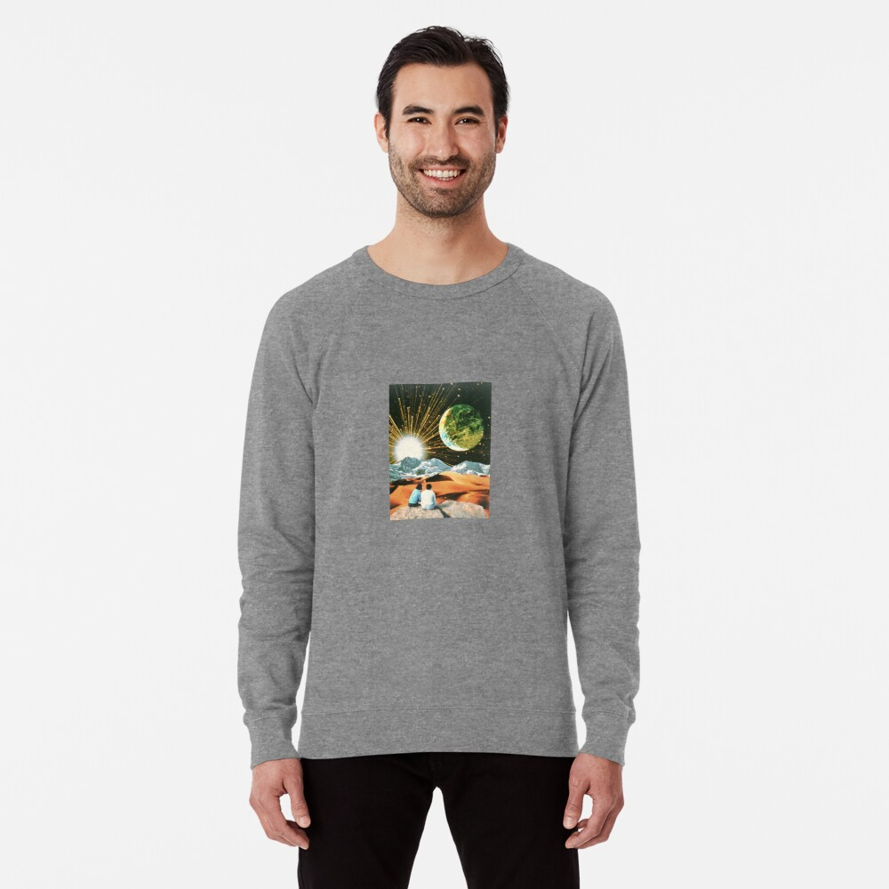 Another Earth Lightweight Sweatshirt