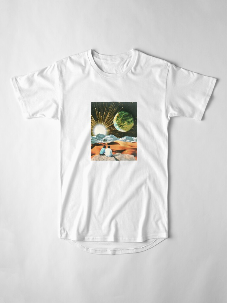 Alternate view of Another Earth Long T-Shirt