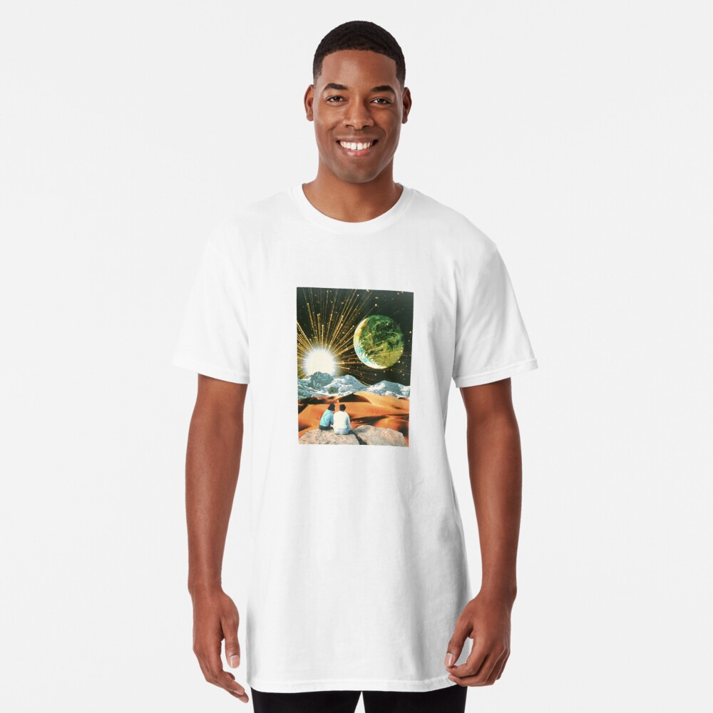 Another Earth Long T-Shirt
