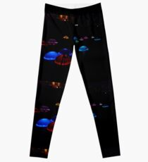 Mushroom Lights Leggings