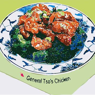General Tso's Chicken. by Claudiocmb