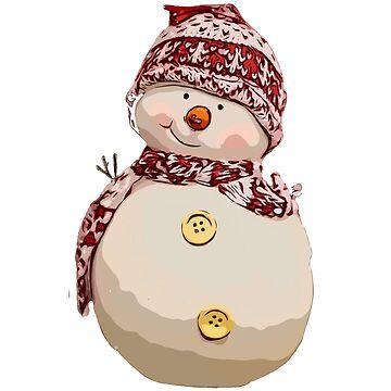 Snowman by Turiddu