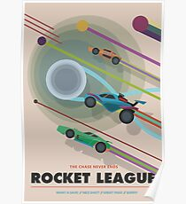 Rocket League Posters | Redbubble